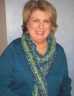 Julia in scarf from Ann.jpg