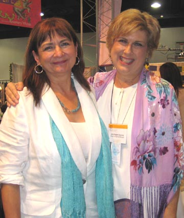 Julia w Denise Linn at INATS 2010 sm.jpg