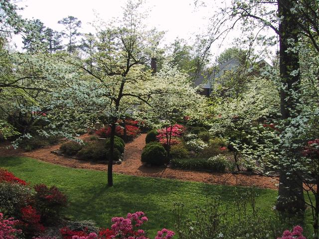 Nell Greens house in April.jpg